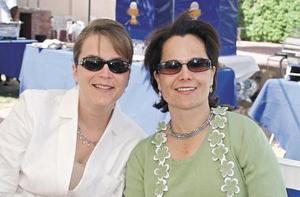 Margarita de Tricio y Cristina Fuentes