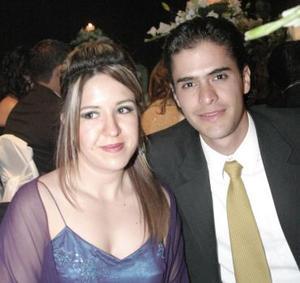Cris Sepúlveda y Mauricio Anaya.