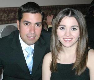 José Giraldez y Rosy Gamboa de Giraldez.