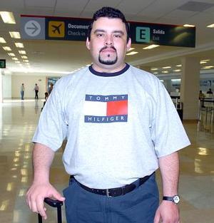 <b>04 de mayo </b> <p> Jesús Ramírez viajó a Celaya, Gto.