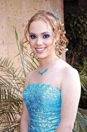 Clarissa Vargas Villarreal.