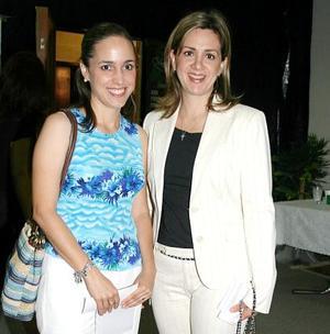 Isabel de Treviño e Iris de González