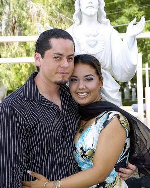 Jorge Eduardo Sáenz García y Nancy Romero Martínez