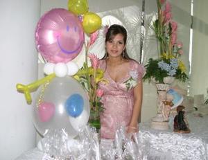 Por el próximo nacimiento de su bebé, Érika Monsiváis de Silva disfrutó de una fiesta de canastilla