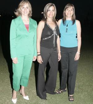 Ely, Laura y Dora González