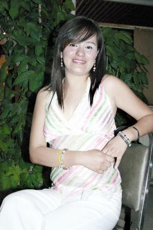 Arcelia Divannet Velázquez Villa festejó su cumpleaños.