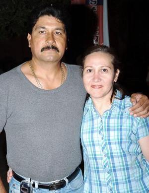 Carlos Rodríguez y María Dolores de Rodríguez