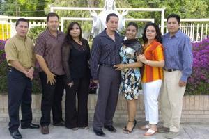 Raúl Rosales, Gustavo Maldonado, Jorge Sáenz, Nancy Romero, José de la Torre y Janeth Hernández