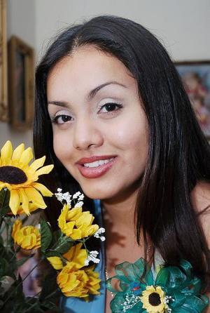 Mery Elizabeth Rodríguez Flores contrajo matrimonio con Saúl García Félix el seis de mayo.