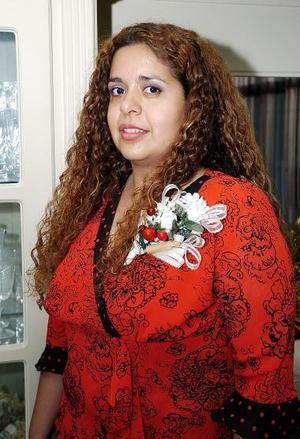 Ana Rojas Tello fue despedida de su soltería con una amena reunión