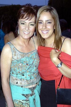 Paulina Nuñez y Yolanda Núñez Mansur