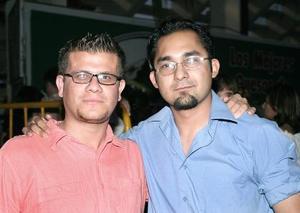 Ricardo Rodríguez y Daniel Barragán.