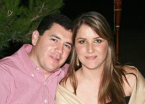 Carlos Rebollo y Ale Z. de Rebollo