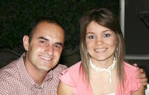 Carlos y Brenda González.