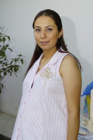 Diana Pérez Adame será mamá por primera vez, el próximo 30 de mayo.