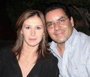 Ernesto y Ana Laura Rodríguez.