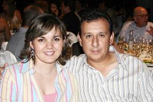 Paola y Nito Lozoya