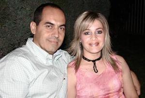 Rodolfo y Eloisa González.