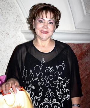 Lupita Padilla de Faudoa, celebró su cumpleaños