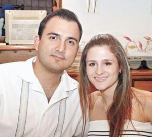 Enrique y Dora García