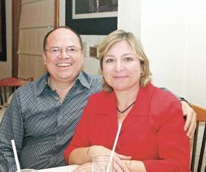 Ricardo Cisneros Hernández y Cecilia de Cisneros