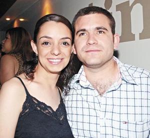 Ely Agüero y Ricardo Soldevilla