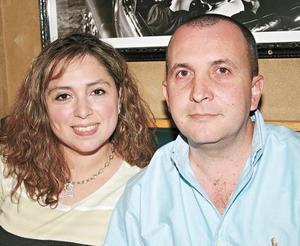 Kattya y Ricardo Siwady