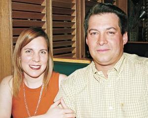 Graciela y Marcelo Garza
