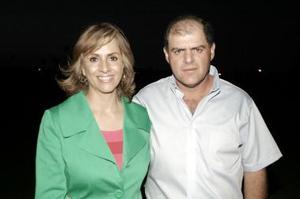 Ely Gonz÷alez y Eduardo Batarse.