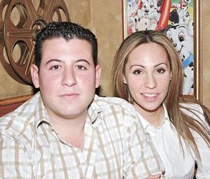 Humberto Rosas Franco y Lorena Estens Pérez