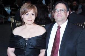 Diana y Arturo González.