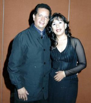 Enrique Guerrero e Isolda de Guerrero