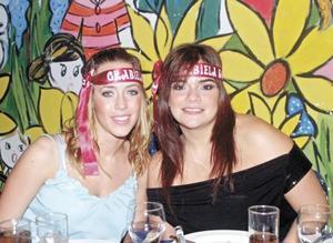 Gaby Villarreal y Janeth