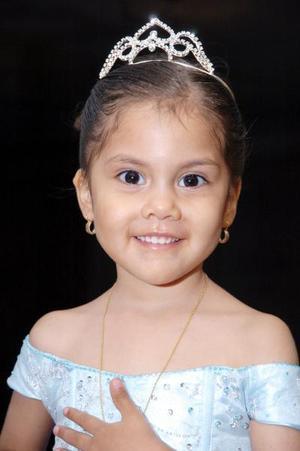 Jéssica Valenzuela Ramírez, captada el día que celebró su cumpleaños.