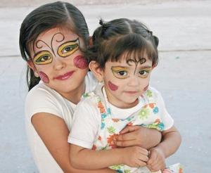 Mariana y María Alejandra Marroquín Cisneros