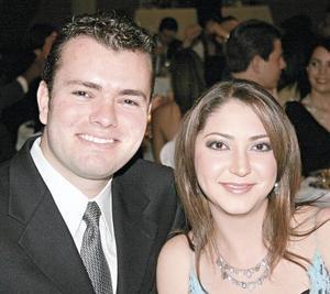 Alejandro Gidi y Paty Lugo