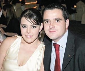 Nidia Dávila González y Alberto Torres Cofiño