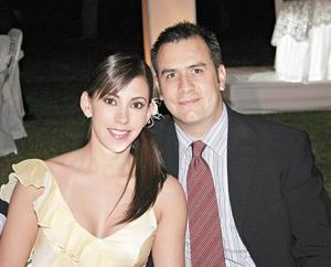 Bárbara Rubio Gutiérrez y Jorge Sánchez González