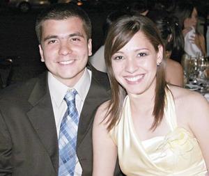 José Lorenzo del Bosque y Susana Garza
