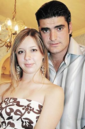 Malena Papadópulos Quintero y Fernando Ramos Humphrey