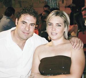 Javier González Colsa y Laura Urrea de González