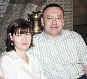 Maria Teresa  y Jorge Buendía