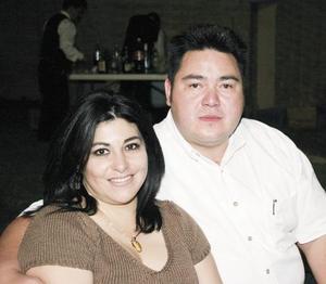 Ivonne y Miguel Mendoza