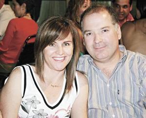 Verónica F. de Navarrete y Jorge Navarrete