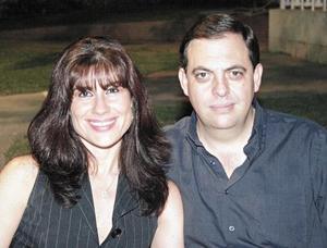 Juliana Paéz y Santiago Garza