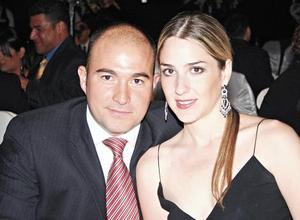Conejo y Lula Calderón
