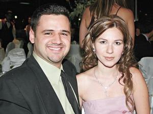 Jacobo y Alejandra