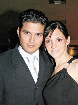 Humberto Baca Martínez y Laura de la Parra de Baca
