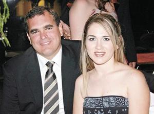 Ricardo Jiménez Saracho y Mónica Aranda de Jiménez