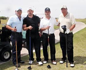LOS AZULEJOS Enrique Mery, Jorge Ativiy, Flavio Zambudio y Mauricio Tamayo